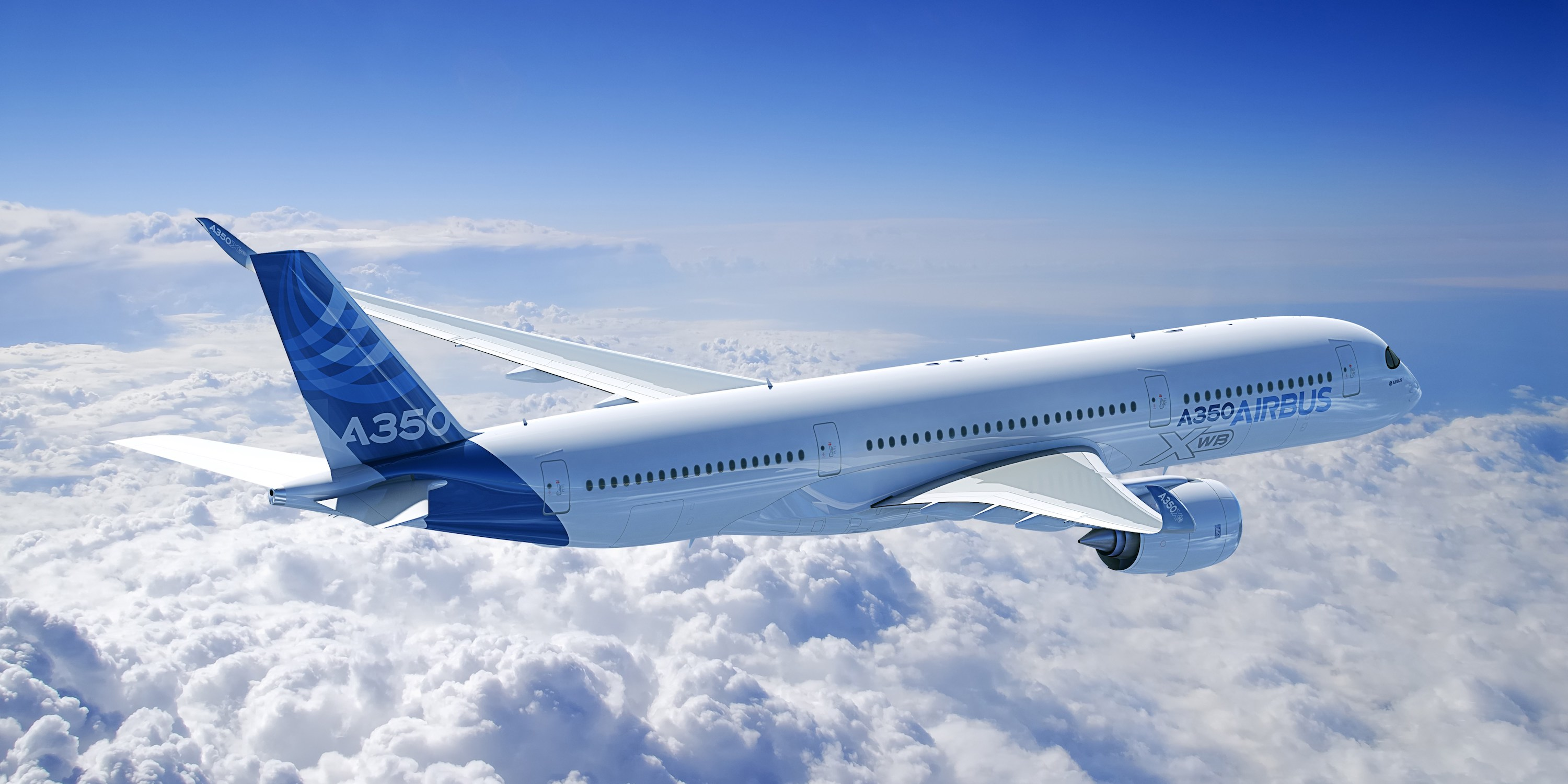 Airbus A350 XWB conquers the sky